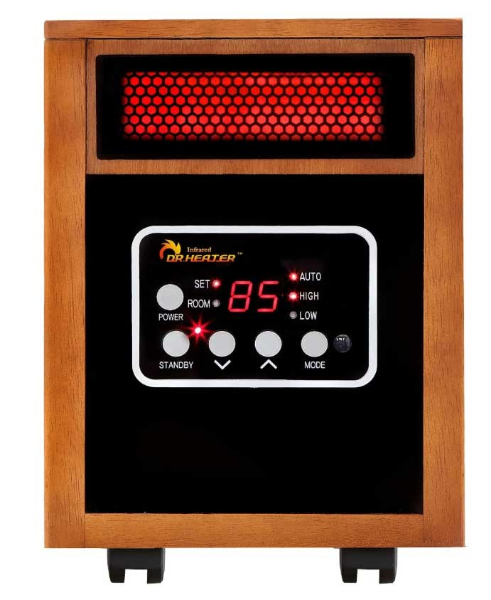Dr. Infrared Portable 1500-Watt