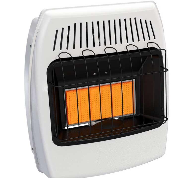 Dyna-Glo 18,000 BTU Vent Free Wall Heater