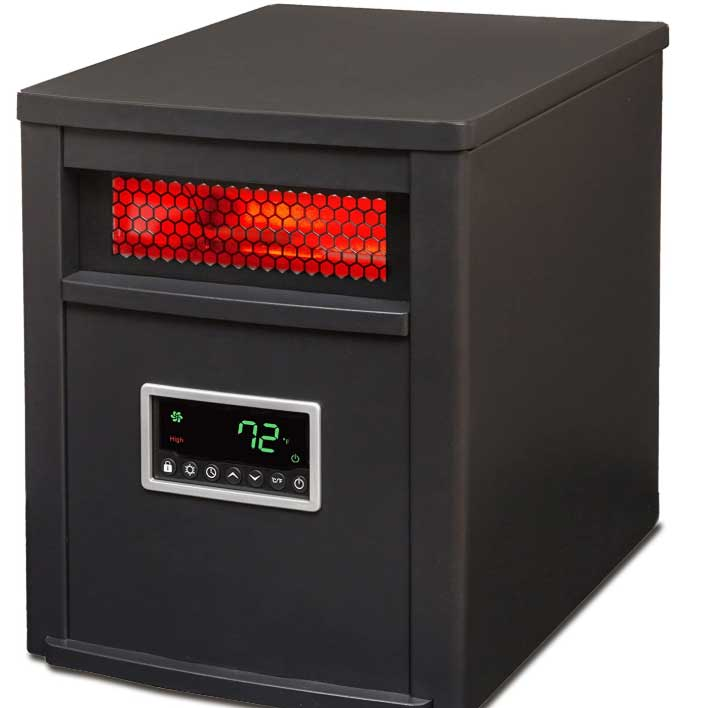 Homegear 1500W Infrared Electric Portable