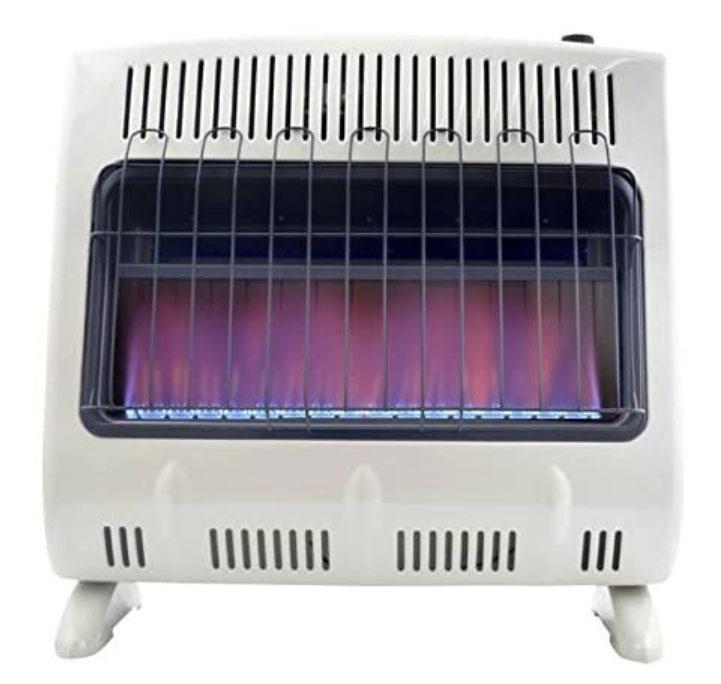 Mr. Heater Blue Flame