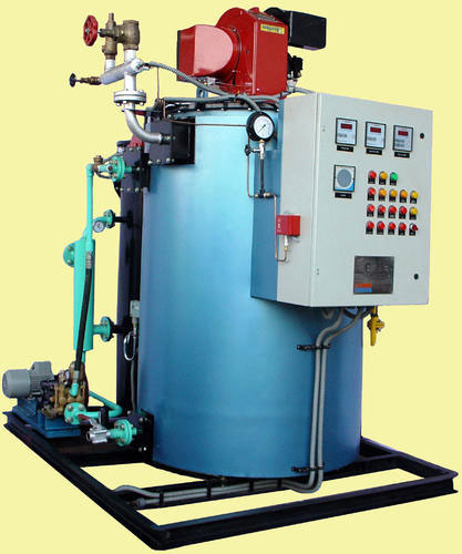 Oil Fired Boilers and Furnaces